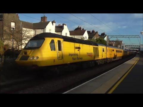 Trains @ West Hampstead Thameslink Station - 22nd December 2016