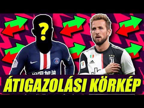 Harry Kane a Juventusban?