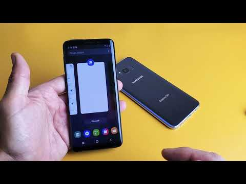 Galaxy S8/S9: How To Close Background Running Apps