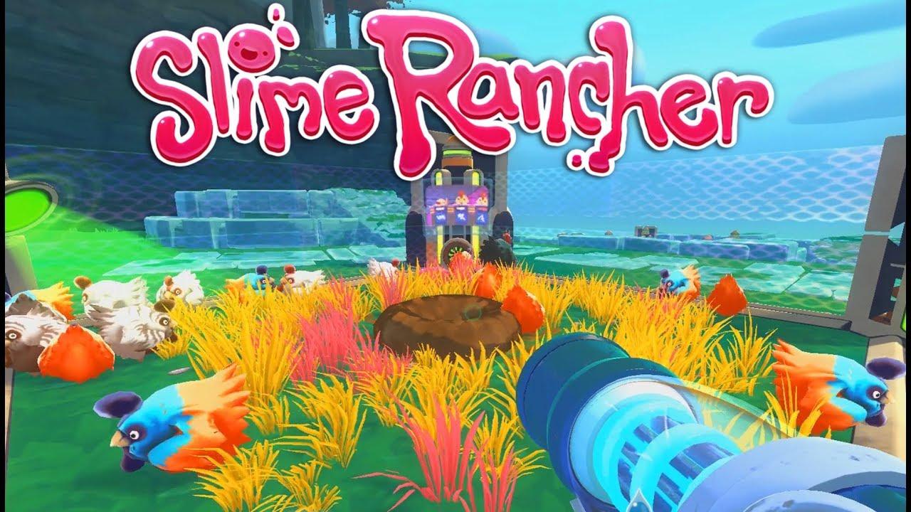 ULTIMATE Chicken Farm at Mochi's Ranch! - Slime Rancher Gameplay - Mochi's  Megabucks Update