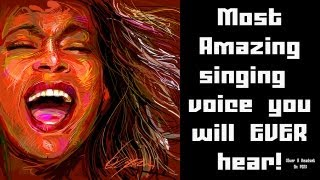 The most amazing singing voice you will ever hear! - JaymezOnGames #164