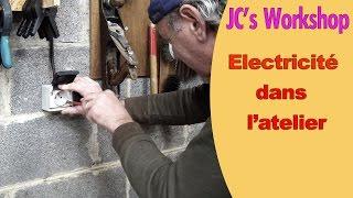 Video L'électricité dans l'atelier, prises, éclairage - partie 2/2 - DIY - #48 download MP3, 3GP, MP4, WEBM, AVI, FLV September 2018