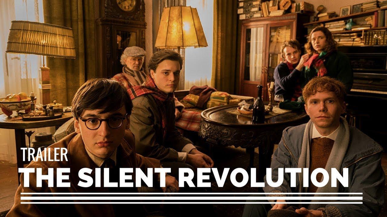 Αποτέλεσμα εικόνας για the silent revolution