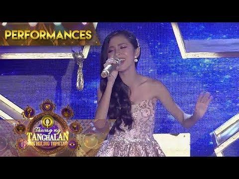 Shaina Mae Allaga   Pangarap Na Bituin (Day 1 Grand Finals)   Tawag ng Tanghalan
