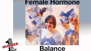 Female Hormone Balance And Women