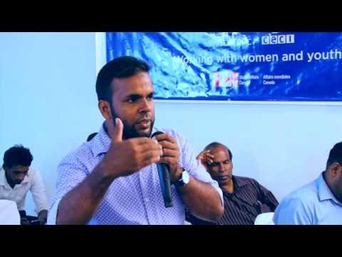 Symposium: Unlocking Economic Potential for Women in Tourism in Trincomalee