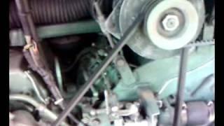 "motore autobus  setra 215 hd turbo parte ""1"""
