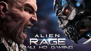 Alien Rage Level 2 BOSS PC Gameplay FullHD 1080p