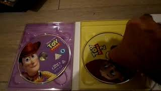 My Review Toy Story 1-4 Blu Ray Boxset