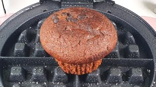 Waffle iron VS Chocolate Muffi…