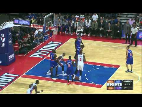 Caron Butler Dunk On Amar'e Stoudemire