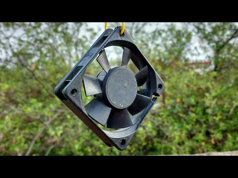 2 Awesome Life Hacks with DC Fan | Computer Fan