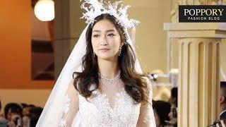 แพนเค้ก, ต้นหอม-ซัน ประชากร เดินแบบแฟชั่นโชว์ชุดแต่งงาน | แพรว Wedding | VDO BY POPPORY