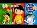 I Hear Thunder | Plus Lots More Nursery Rhymes | From LittleBabyBum!
