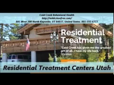 Cold Creek Behavioral Health Addiction Treatment Utah