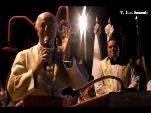 Video da chegada de Dom Mariano a Almino Afonso, sede da Paróquia SCJ