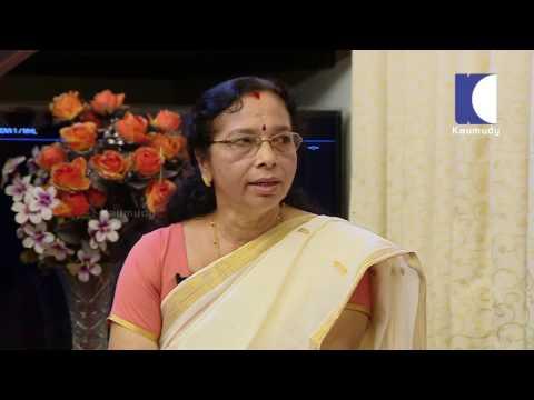 SMART LADY : Writer & Social Activist Kusumam R Punnapra   LADIES HOUR 27-07-2016   Kaumudy TV