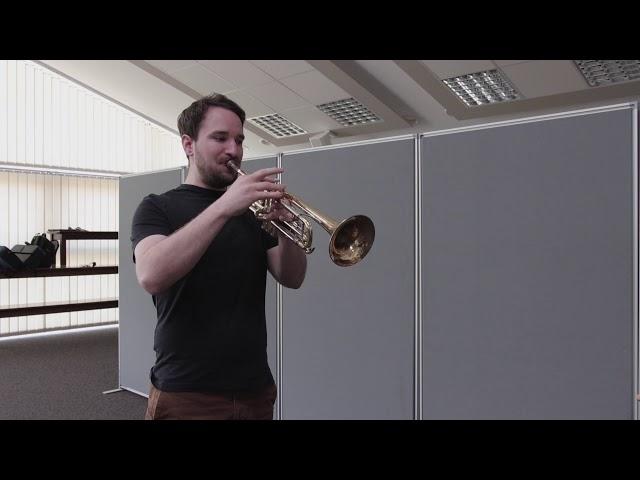 Vorstellung der Bläserklasse - Die Trompete