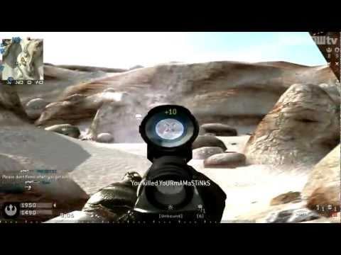 Call of Duty 4 - Star Wars Mod: Galactic Warfare