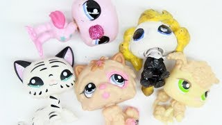 LPS - OPENING BLIND BAGS WITH LPS FAN MADE ME CRY