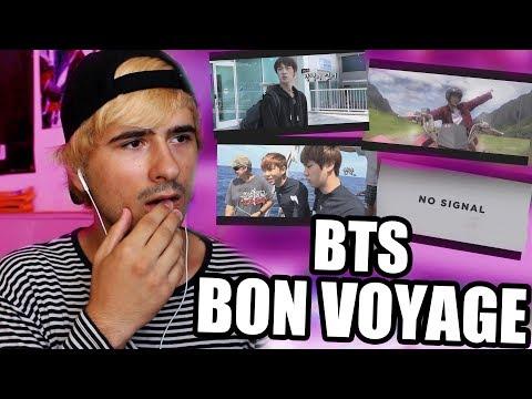 "VOTA POR BTS EN LOS ""KIDS CHOICE AWARDS 2017"" | Reacción a BTS BON VOYAGE TEASER 2"