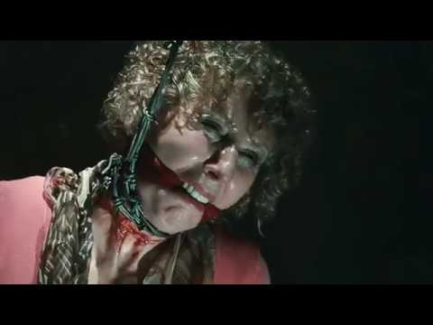 Saw 6 - Barbed wire nooses trap (William Easton, Addy and Allen)
