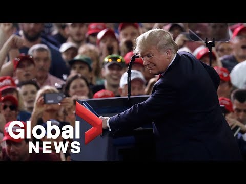 President Trump holds MAGA rally in Pennsylvania