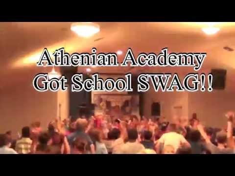 Athenian Academy School Swag