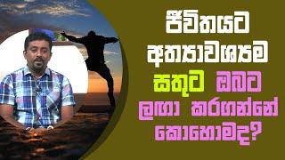 ජීවිතයට අත්යාවශ්යම සතුට ඔබට ලඟා කරගන්නේ කොහොමද? | Piyum Vila | 31 - 03 - 2021 | SiyathaTV Thumbnail