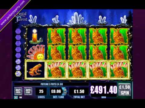 Crystal Clear Slot - Find Out Where to Play Online