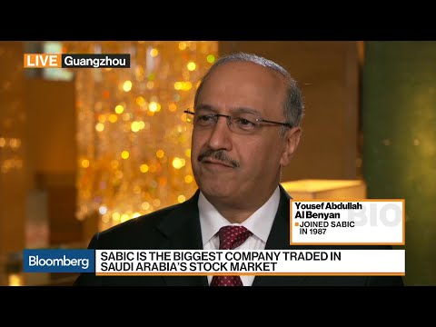 Sabic CEO on Earnings Outlook, Expansion Plans, M&A