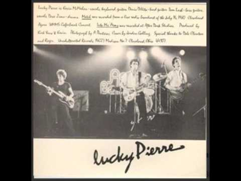 Lucky Pierre - Into My Arms