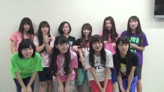 いよいよ10/27(火)開催! palet×乙女新党のツーマンライブ前にメンバー...