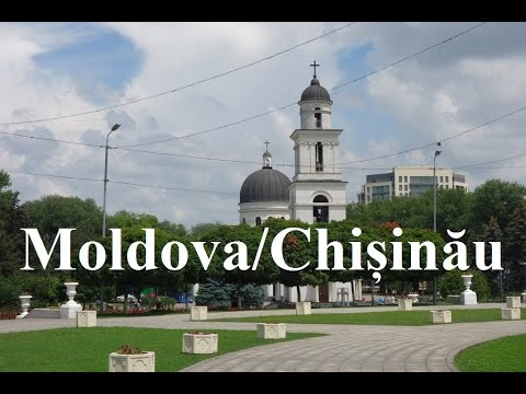 Moldova/Chișinău (Walking tour1) Part 3