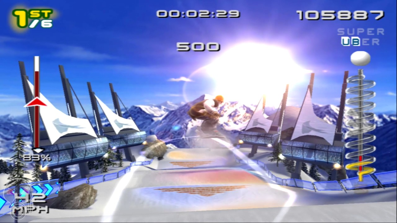 SSX 3 | PS2 Gameplay | 1080p H...