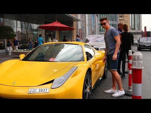 NEUES AUTO ? - DUBAI VLOG 1