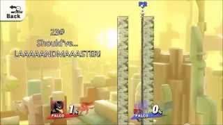 Who Can Climb The Highest Pit In Smash History? (Max Height Custom Stage)