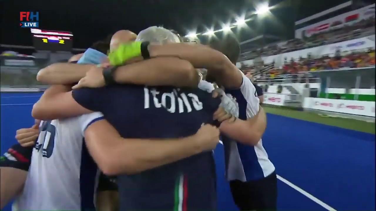 Austria-Italia: 1-2 #Finals #HockeySeries - Highlights