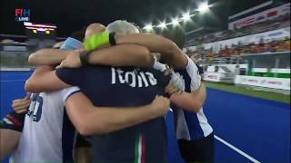 Austria-Italia: 1-2 #Finals #HockeySeries - Highlights