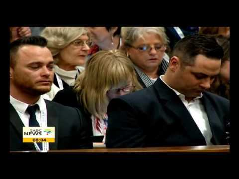 Update on Pistorius re-sentencing hearing,  Chriselda Lewis reports