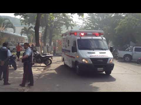 Presunto motín en el Comando de la Policía de Carabobo