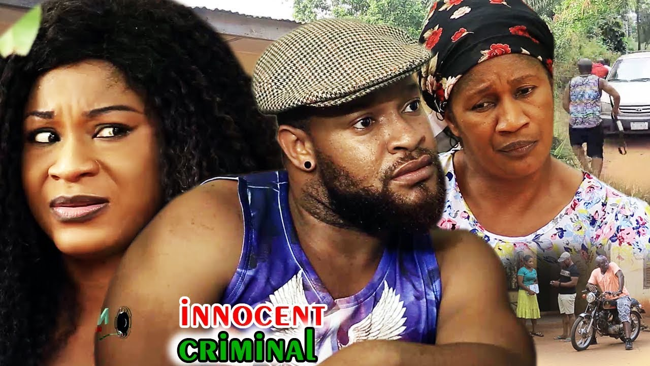 Download Innocent Criminal 5&6 - 2018 Latest Nigerian Nollywood Movie/African Movie Full HD