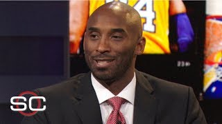 Kobe opens up about: LeBron, Shaq, Michael Jordan, KD, Vince Carter and the Lakers  | SportsCenter