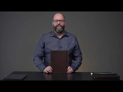 Oxford 2018 IPad Pro 12.9 Leather Case Review From Pad & Quill
