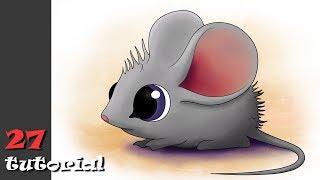 как научиться рисовать мышкой в Paint ? - Часть 1 Интерфейс