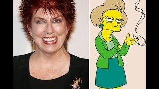GEEK TALK NEWS: Marcia Wallace, voice of Edna Krabappel, passed away at 70