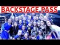 BACKSTAGE PASS: West End Live (Bring it On) Rehearsals 2016