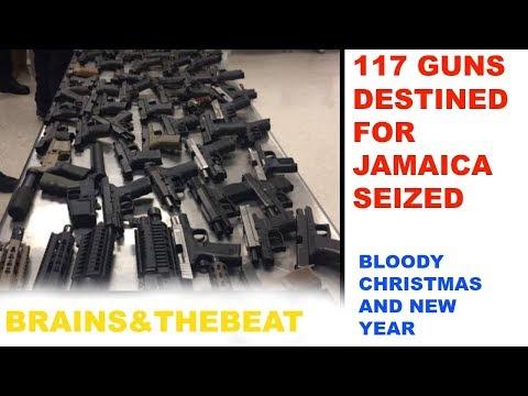 117 GUN DESTINED FOR JAMAICA SIZED DEC 6, 2017