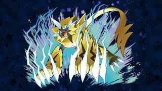 Mythical Pokémon Zeraora Strikes at GameStop