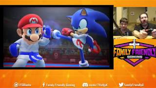Gaming Hard With Mario and Sonic At The Olympic Games Tokyo 2020